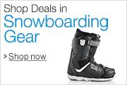 Shop Deals on Snowboarding Gear