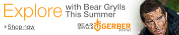 Bear Grylls Gerber Survival Tools