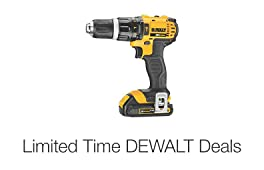 Limited Time DEWALT Deals
