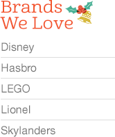 Holiday Toy List Brands We Love