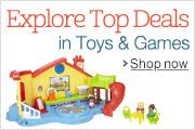 Toys & Games Deals