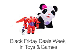 Black Friday Deals Week in Toys & Games