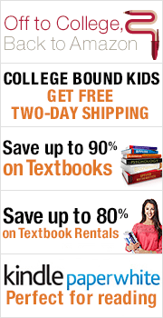 Back to School at Amazon.com