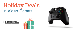 Holiday Deals in Video Games