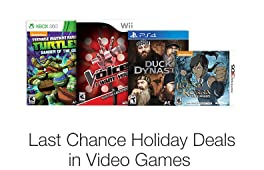 Last Chance Deals in Video Games