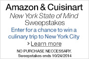 Cuisinart Registry Sweepstakes
