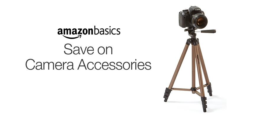 Camera Accessories from AmazonBasics