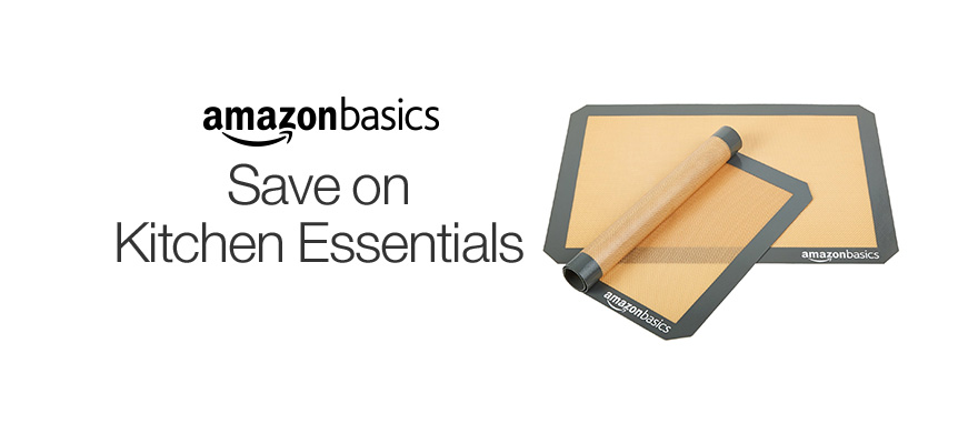 Save on Kitchen Essentials
