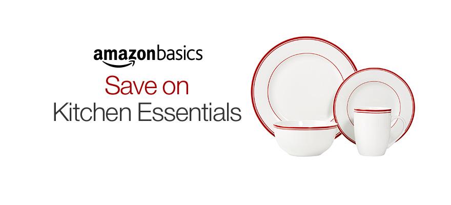 Save on Kitchen Essentials