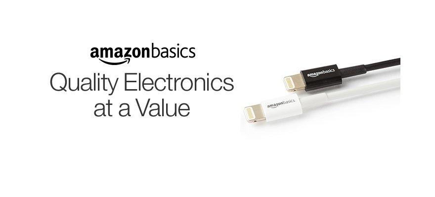 High-Quality Electronics from AmazonBasics