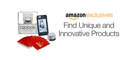 Amazon Exclusives: Find Unique and Innovative Products