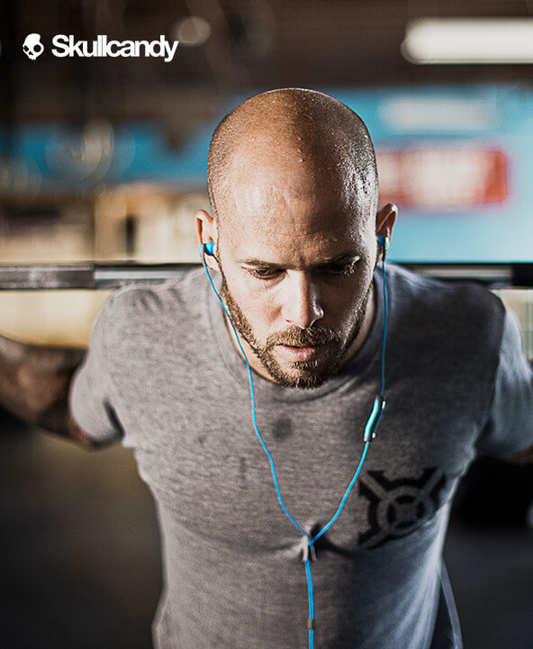 Sweat-Resistant Earbuds