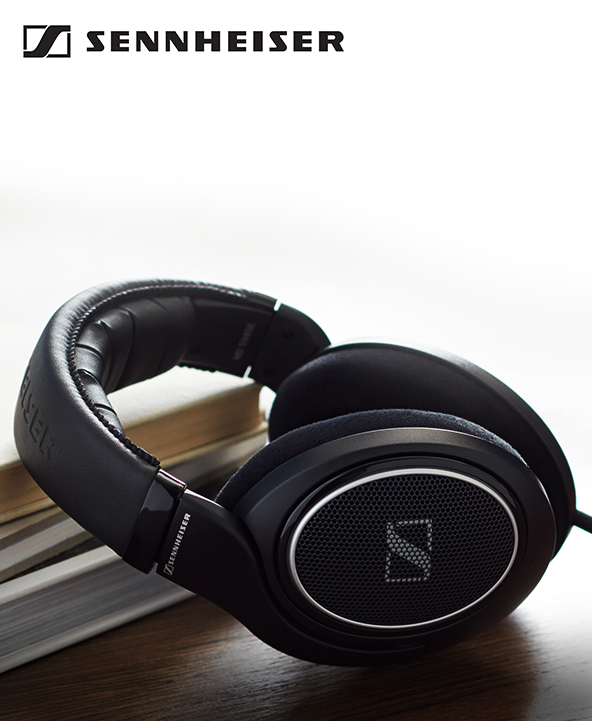 Sennheiser HD 598 Black Headphones