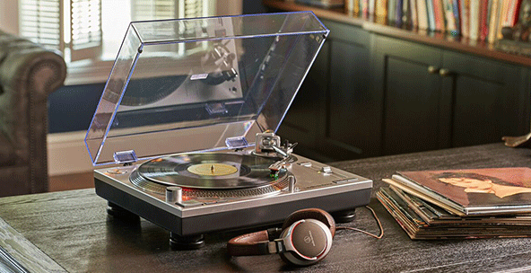 Best-Selling Turntables