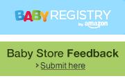 Baby Registry & Baby Store Feedback