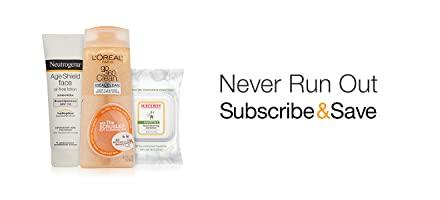 Subscribe & Save in Skin Care