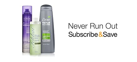 Subscribe & Save in Hair Care