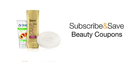 Subscribe & Save Coupons in Beauty
