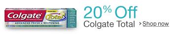 20% Off Colgate