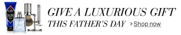 Luxury Grooming Fathers Day