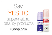 Say YES TO Natural Beauty