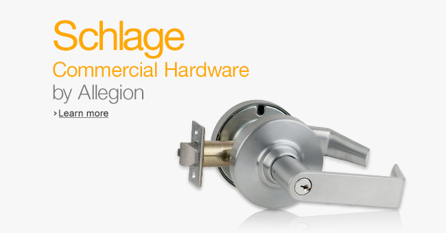 Schlage Commercial Hardware