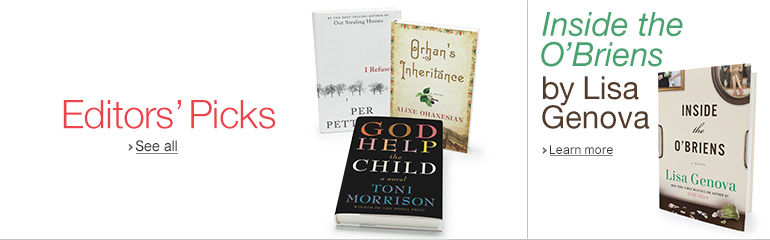 Editor's Picks Books of 2014