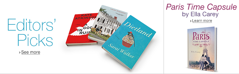 Editor's Picks Books of 2014