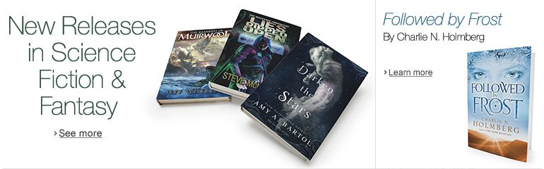 Featured Science Fiction & Fantasy Titles for September