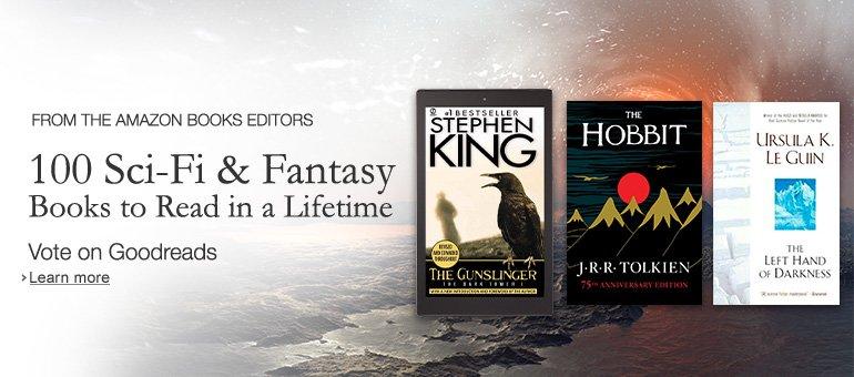 100 Sci-Fi & Fantasy