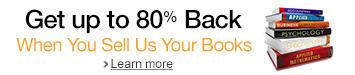 Get Up to 80% Back When You Sell Us Your Books