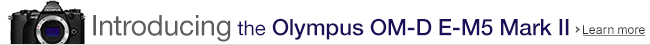 New Olympus EM5