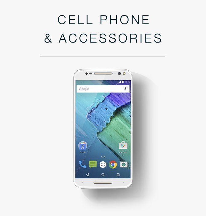 Cell Phones and Accessories