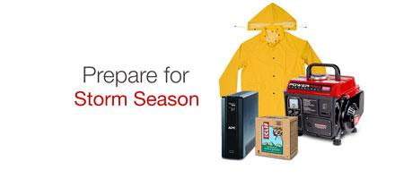 Amazon Storm Preparedness