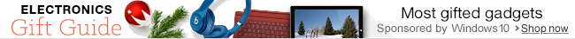 2015 Electronics Holiday Gift Guide