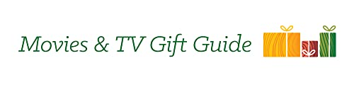 Movies and TV Gift Guide