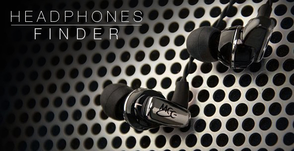 Headphones Finder