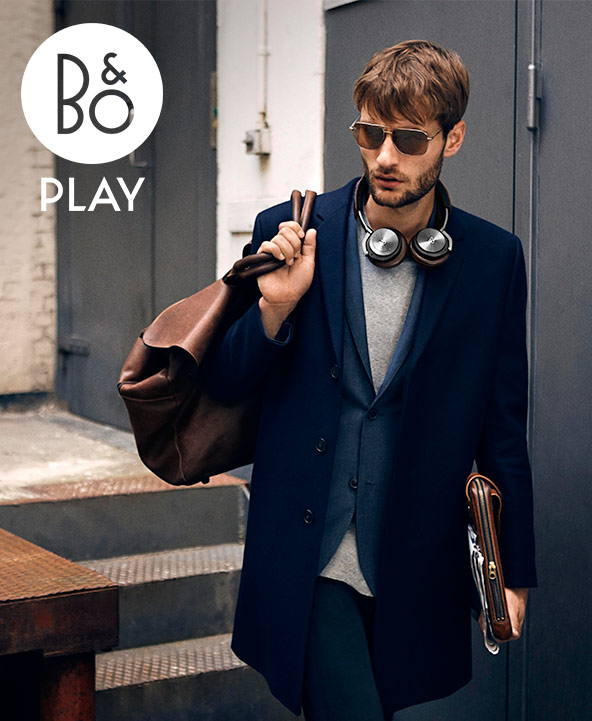Headphones from B&O PLAY by Bang & Olufsen