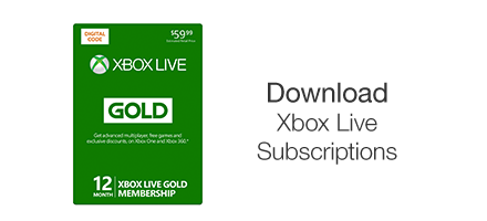 Xbox Live Download