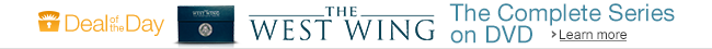 Deal of the Day: The West Wing: The Complete Series