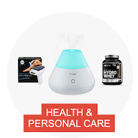 Deals in Health and Personal Care