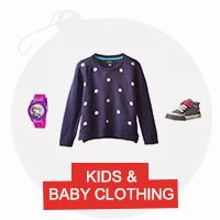 Deals in Kids and Baby Fashion