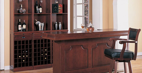 Bar & Wine Cabinets on Amazon