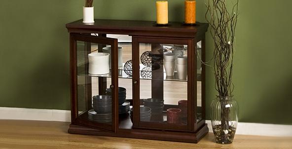 Curio Cabinets Amazon
