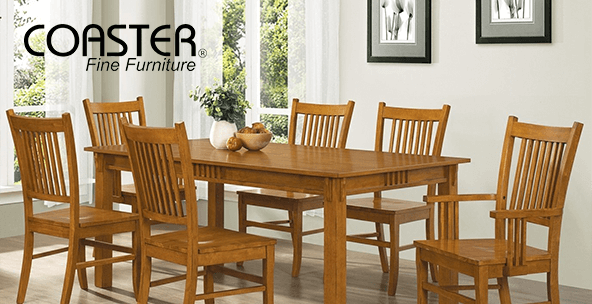 Dining Room Tables by Coaster Home Furnishings