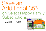 Save 35% on Happy Family Subscriptions