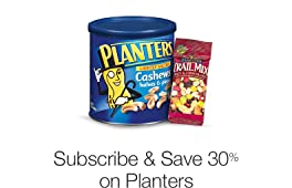 30% Off Planters with Subscribe & Save