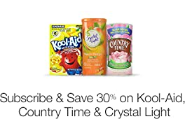 30% Off Crystal Light with Subscribe & Save