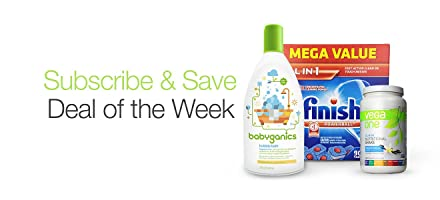Subscribe & Save Deals Week