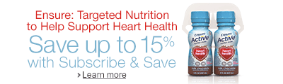Ensure: Targeted nutrition to help support heart health